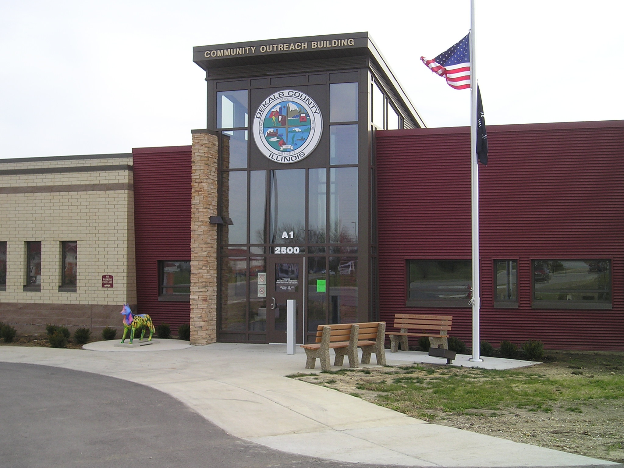 Government - Dekalb County Community Outreach Building