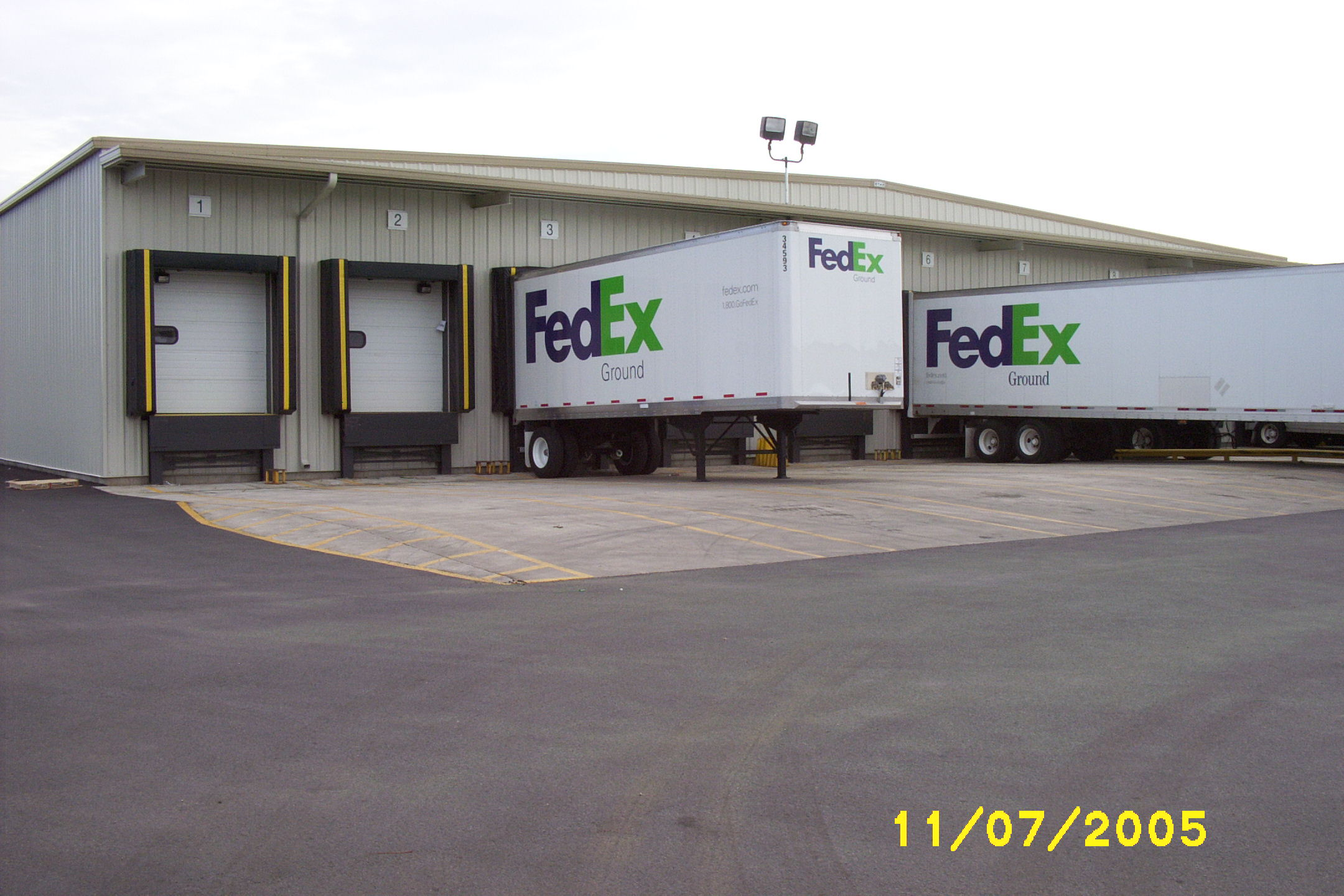 Industrial - FedEx Ground Rockford, IL
