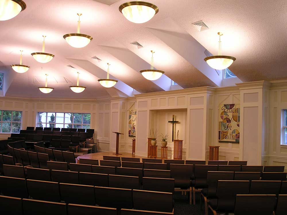 Religious - Spring Creek United Methodist Church Remodel, Rockford, IL