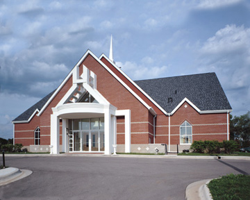 Religious - St. Lukes Missionary Baptist Church, Rockford, IL