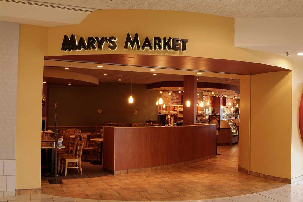 Restaurant - Mary's Market Cherryvale Mall, Cherry Valley, IL