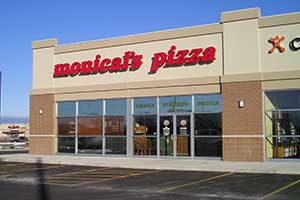 Rockford Structures Monical's Pizza
