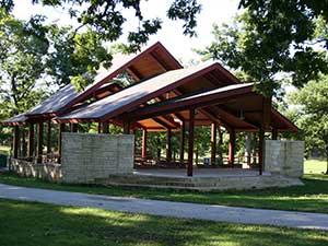 Boone County Conservation District Pavilion, Boone County, IL